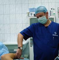 Анестезиолог Заболотский Д.В.